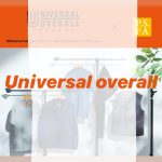 Universal overall コラボアイテム