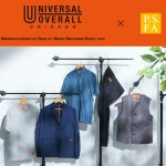 UNIVERSAL OVERALLコラボ入荷